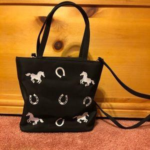 Handbags - Horse and Horseshoe Purse
